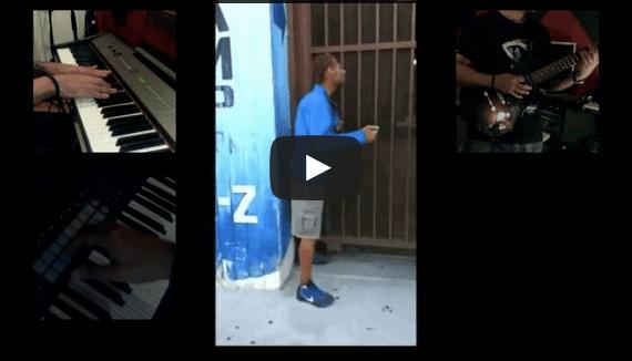 Productor musical al servicio de un «sin techo»